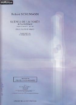 SCHUMANN - Scenes of the Forest - Flute and Piano - Partition - di-arezzo.com