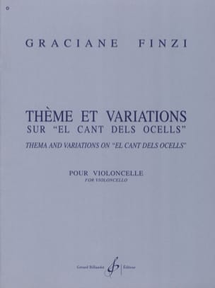Thème et Variations sur El Cant dels Ocells laflutedepan
