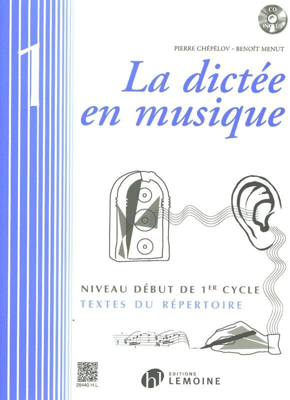La Dictée en Musique Volume 1 - laflutedepan.com