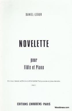 Prélude et Scherzetto Jean-Marie Depelsenaire Partition laflutedepan