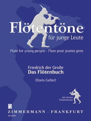 Das Flötenbuch - der Grosse Friedrich - Partition - laflutedepan.com