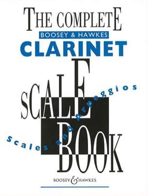 - El libro completo de la escala de clarinete - Partition - di-arezzo.es