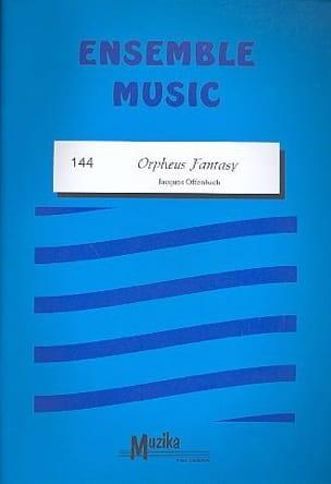 Orpheus Fantasy -Ensemble OFFENBACH Partition laflutedepan