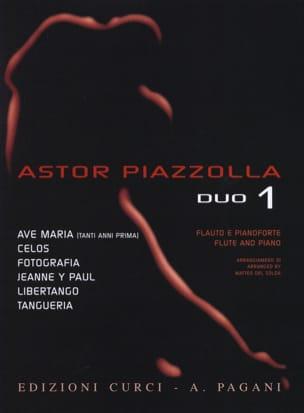 Astor Piazzolla for Duo Volume 1 Astor Piazzolla laflutedepan