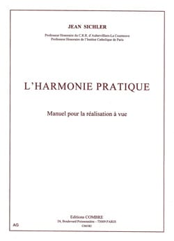 L'harmonie Pratique Jean Sichler Partition Harmonie - laflutedepan