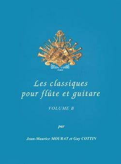 Les Classiques Pour Flûte et Guitare Vol.B laflutedepan