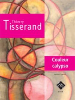 Couleur Calypso TISSERAND Partition Guitare - laflutedepan