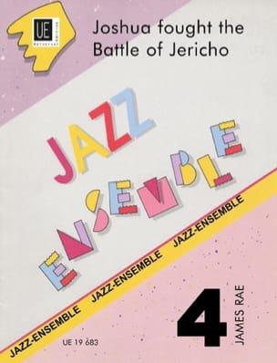 Joshua fought the Battle of Jericho -Jazz Ensemble laflutedepan