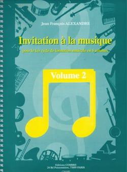 Invitation A la Musique - Volume 2 laflutedepan