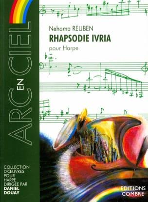 Rhapsodie Ivria Nehama Reuben Partition Harpe - laflutedepan