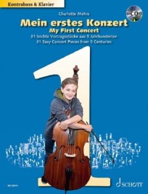 My First Concert - Charlotte Mohrs - Partition - laflutedepan.com