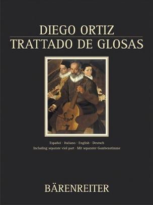 Tratado de Glosas Sobre Clausulas Y Otros Generos de Puntos en la Musica de Viol laflutedepan