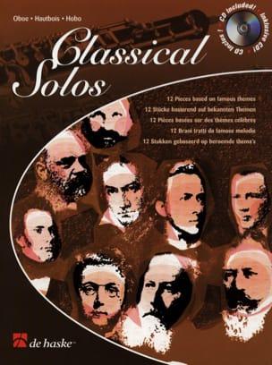 Classical Solos - Hautbois + CD Partition Hautbois - laflutedepan