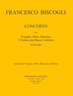 Concerto En Ré Pour Trompette, Hautbois et Basson - laflutedepan.com