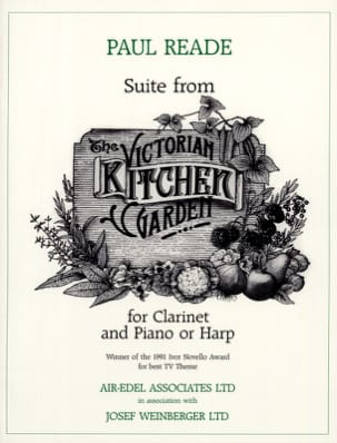 The Victorian Kitchen Garden Suite Paul Reade Partition laflutedepan