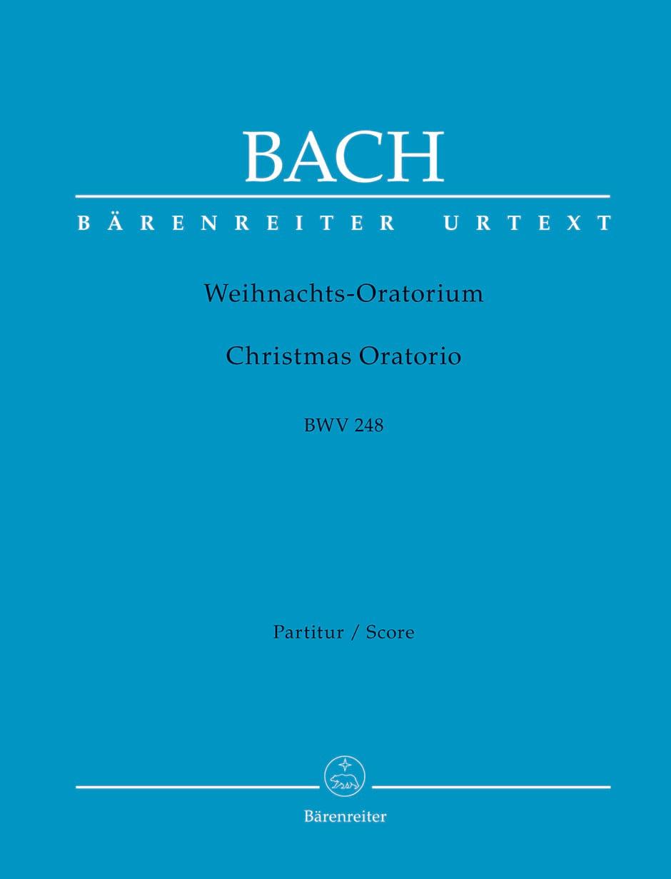 Oratorio de Noël, BWV 248 - Johann Sebastian Bach - laflutedepan.com
