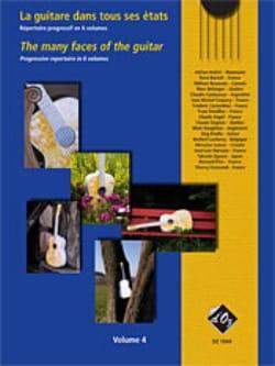 La Guitare dans tous ses Etats Volume 4 Partition laflutedepan