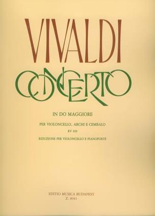 Concerto in Do Maggiore RV 399 per violoncello VIVALDI laflutedepan