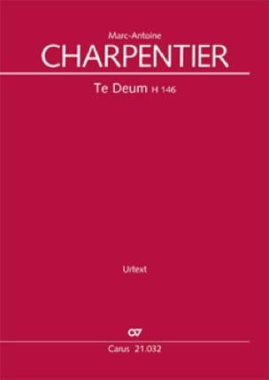 Te Deum - Conducteur - CHARPENTIER - Partition - laflutedepan.com