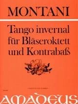 Tango Invernal - Octuor A Vents - Contrebasse laflutedepan