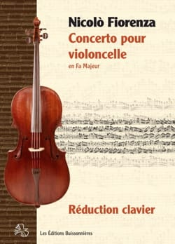 Concerto pour Violoncelle en Fa Majeur - laflutedepan.com