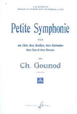 Petite symphonie - Conducteur GOUNOD Partition laflutedepan