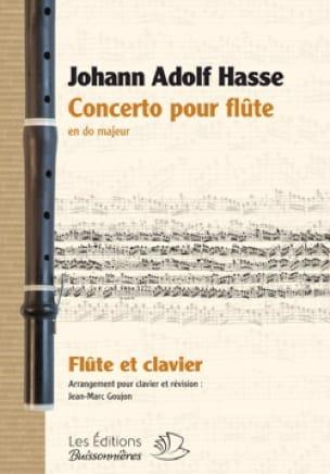 Concerto pour Flûte en Do Majeur - laflutedepan.com
