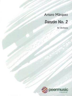Danzon No. 2 - Partitur - Arturo Marquez - laflutedepan.com