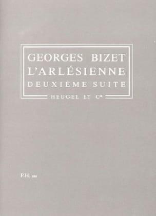 L' Arlésienne - Suite n° 2 - Conducteur - BIZET - laflutedepan.com