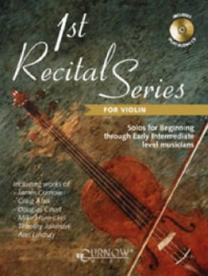 First Recital Series - Violon - laflutedepan.com