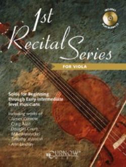 First Récital Séries - Viola Recital Series First laflutedepan