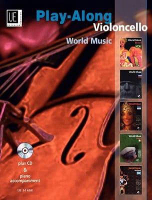 World Music - Violoncelle / Piano Partition laflutedepan