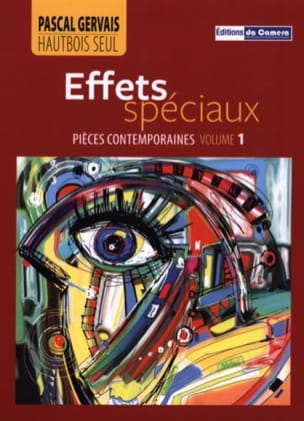Effets spéciaux - Hautbois solo - Pascal Gervais - laflutedepan.com