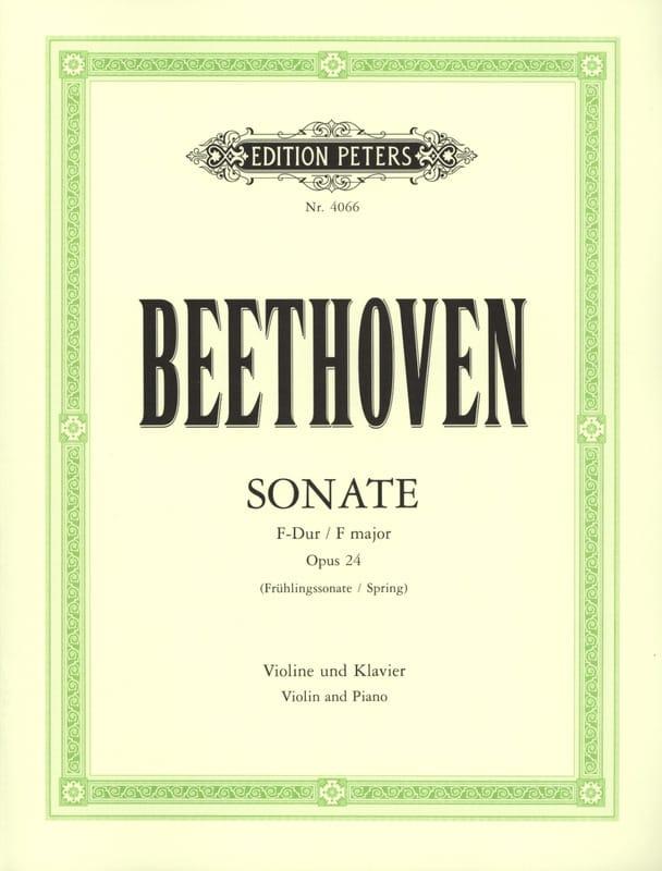 Sonate op. 24