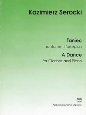 A Dance - Kazimierz Serocki - Partition - laflutedepan.com