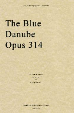 Blue Danube Waltz Opus 314 Johann (Fils) Strauss laflutedepan