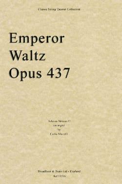 Emperor Waltz -String quartet Johann (Fils) Strauss laflutedepan