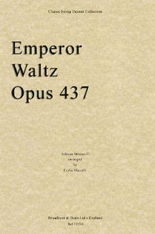 Emperor Waltz -String quartet - laflutedepan.com