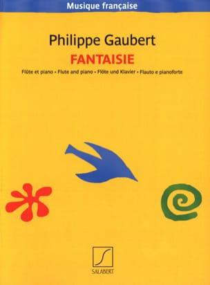 Fantaisie - Flûte et Piano Philippe Gaubert Partition laflutedepan