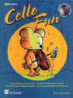 Cello Fun Dinie Goedhart Partition Violoncelle - laflutedepan