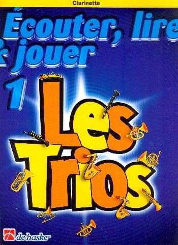 Ecouter Lire et Jouer - Les Trios Volume 1 - 3 Clarinettes - laflutedepan.com