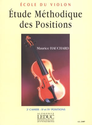 Maurice Hauchard - Estudio de Posiciones Volumen 2 - Partition - di-arezzo.es