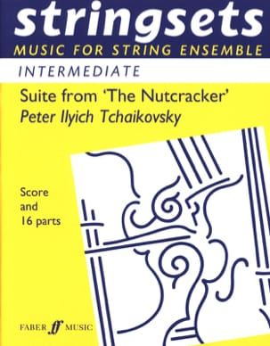 Suite from The Nutcracker TCHAIKOVSKY Partition laflutedepan