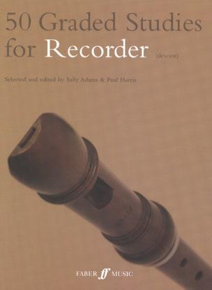 50 Graded Studies For Recorder - laflutedepan.com