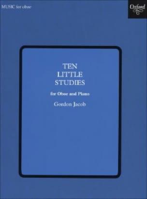 Ten little Studies - Gordon Jacob - Partition - laflutedepan.com