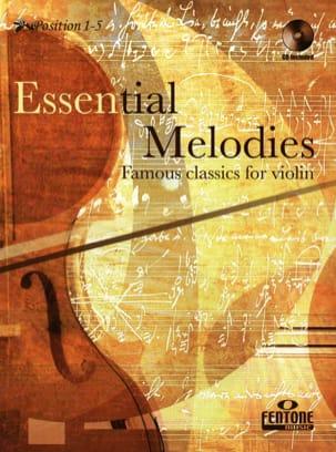 Essential Melodies Peter Manning Partition Violon - laflutedepan