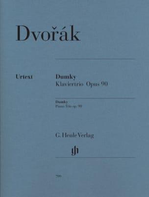 Dumky Trio avec piano op. 90 DVORAK Partition Trios - laflutedepan