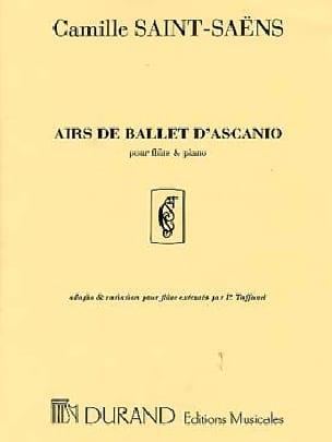 Airs de ballet d'Ascanio - Flûte piano - laflutedepan.com