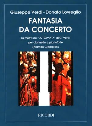 La Traviata Giuseppe / Lovreglio Donato Verdi Partition laflutedepan