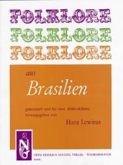 Folklore aus Brasilien - 2 Altblockflöten Traditionnels laflutedepan